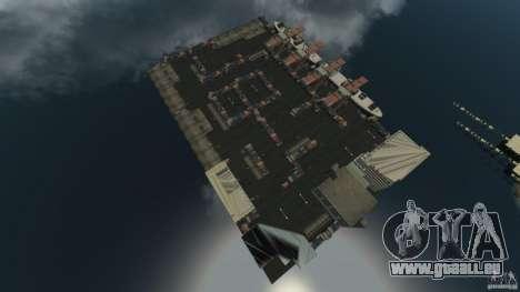 Tokyo Docks Drift pour GTA 4 secondes d'écran