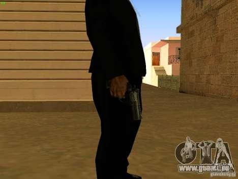 MP 412 pour GTA San Andreas deuxième écran