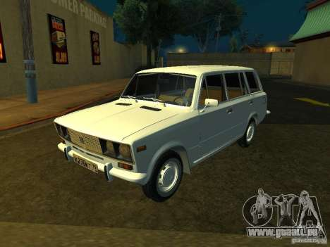 VAZ 2106 Touring für GTA San Andreas