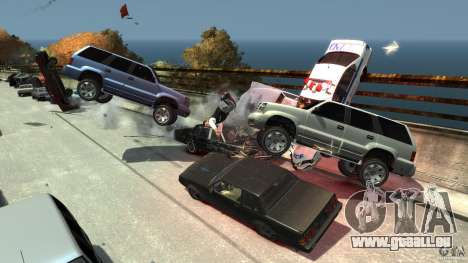 Heavy Car für GTA 4 siebten Screenshot