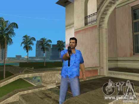 New Reality Gameplay pour le quatrième écran GTA Vice City