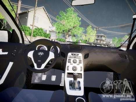 Hyundai Accent Era für GTA 4 hinten links Ansicht