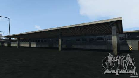 Tokyo Docks Drift für GTA 4 neunten Screenshot