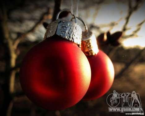 Image clipart Noël botte pour GTA San Andreas cinquième écran