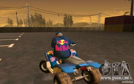 Red Bull Clothes v1.0 für GTA San Andreas neunten Screenshot