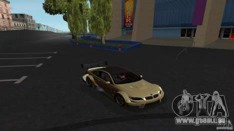 BMW E92 M3 für GTA San Andreas