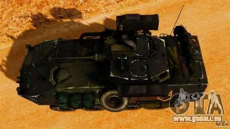 LAV-25 IFV für GTA 4 rechte Ansicht