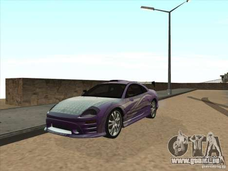 Mitsubishi Eclipse Spyder 2FAST2FURIOUS pour GTA San Andreas