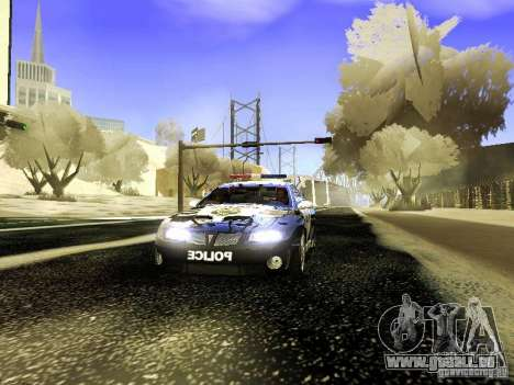 ENBSeries by Maksss@ für GTA San Andreas dritten Screenshot