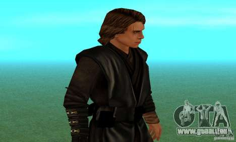 Anakin Skywalker für GTA San Andreas zweiten Screenshot