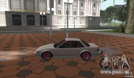 Nissan Silvia S13 Ks pour GTA San Andreas laissé vue