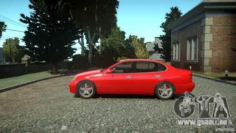 Toyota Aristo für GTA 4 linke Ansicht