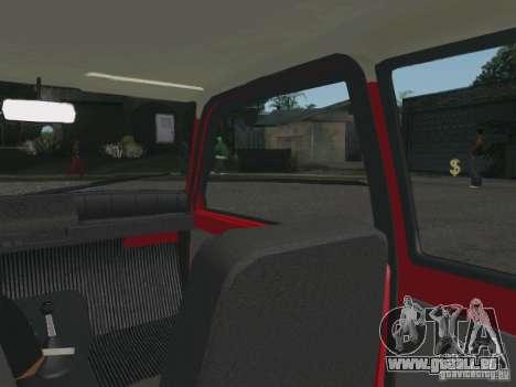 VAZ 1111 Oka pour GTA San Andreas vue de droite