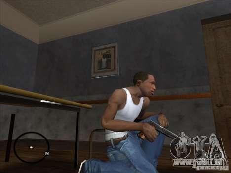 Colt für GTA San Andreas