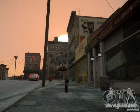 Batman: The Dark Knight für GTA 4 achten Screenshot