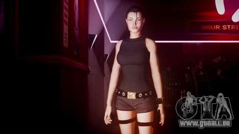 Angelina Jolie (Tomb Raider) für GTA 4 fünften Screenshot