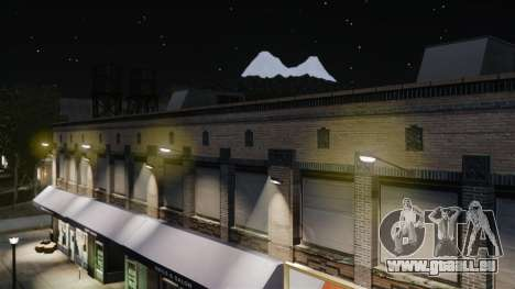 Jaune s'allume pour GTA 4 sixième écran
