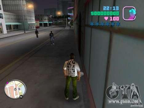 Nouveaux skins Pak pour GTA Vice City cinquième écran