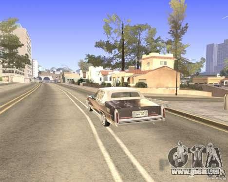 ENBSeries By Krivaseef pour GTA San Andreas septième écran