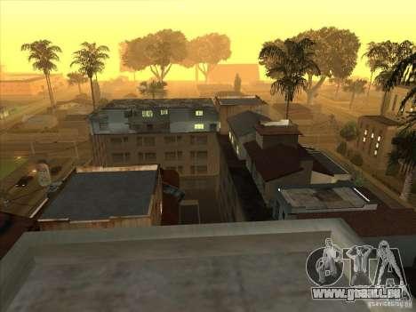 Karte für Parkour und bmx für GTA San Andreas zweiten Screenshot