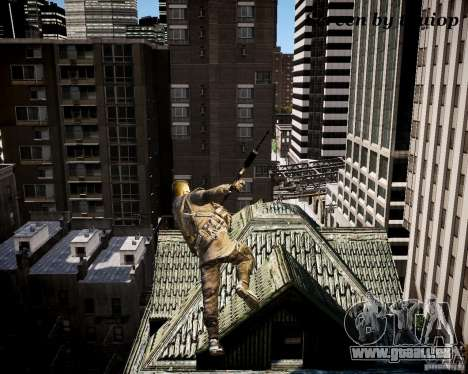 Modern Warfare 3 Soap Europe für GTA 4 weiter Screenshot