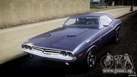 Dodge Challenger 1971 für GTA 4