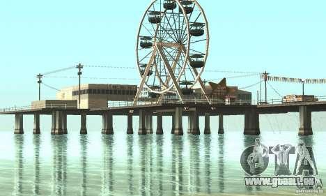 0,075 ENBSeries (juste de l'eau) pour GTA San Andreas