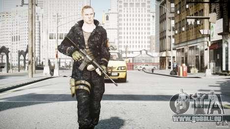 Jake Mueller pour GTA 4 cinquième écran