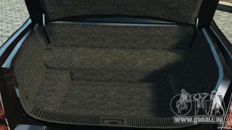 Lincoln Town Car 2006 v1.0 pour GTA 4 vue de dessus