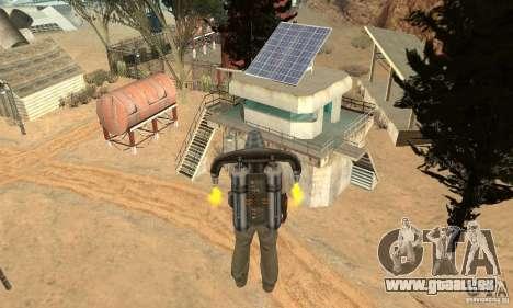 New CJs Airport für GTA San Andreas siebten Screenshot