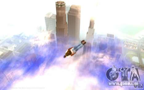 Zatyazhnoj Pryzhok 2.0 + lange Tauchen für GTA San Andreas