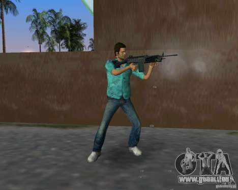 Pak von GTA 4 The Ballad of Gay Tony für GTA Vice City sechsten Screenshot