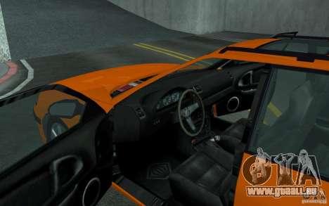 Schicht von GTA IV für GTA San Andreas Rückansicht