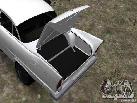 Plymouth Savoy 57 pour GTA 4 vue de dessus