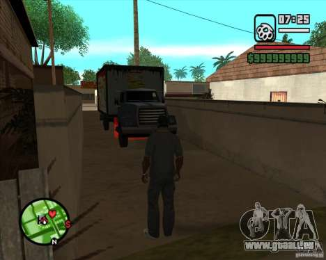CJ-Loader pour GTA San Andreas