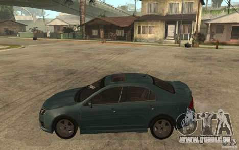 Ford Fusion 2010 für GTA San Andreas linke Ansicht