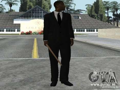 Les gardes du corps pour GTA San Andreas troisième écran