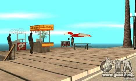 Dan Island v1.0 pour GTA San Andreas troisième écran