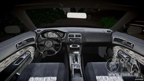 Nissan 200SX pour GTA 4 Vue arrière