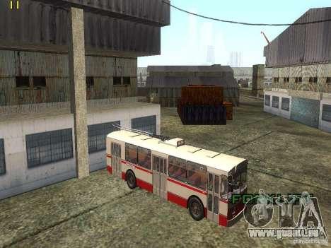 ZiU 682B pour GTA San Andreas