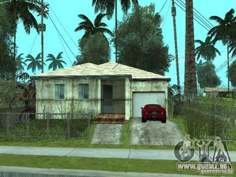 Mega Cars Mod pour GTA San Andreas sixième écran