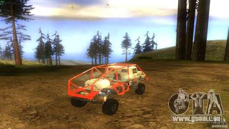 Insane 2 pour GTA San Andreas laissé vue