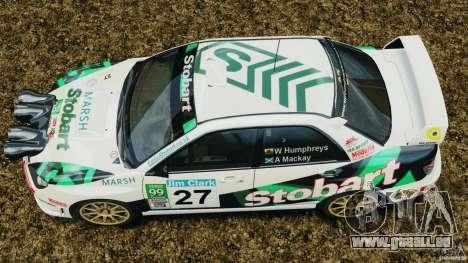 Subaru Impreza WRX STI N12 pour GTA 4 est un droit