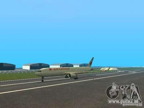 Boeing 767-300 Air Canada für GTA San Andreas
