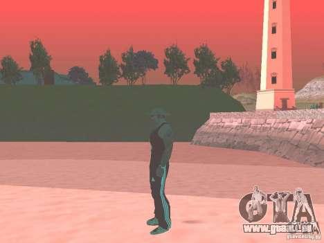 Choisissez n'importe quel temps pour GTA San Andreas cinquième écran