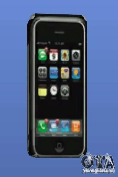 IPhone pour GTA 4