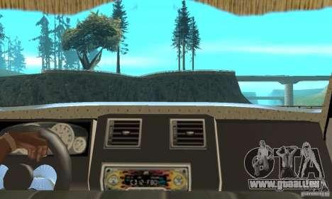 ZIL 433112 avec tuning pour GTA San Andreas vue de droite