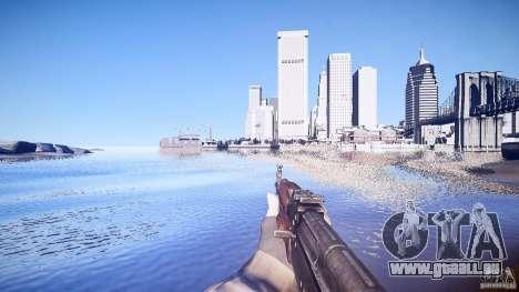 Die neue AK-47 für GTA 4 dritte Screenshot