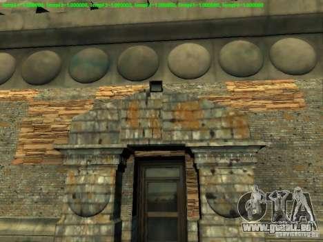Statue de la liberté 2013 pour GTA San Andreas huitième écran