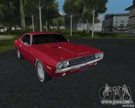 Dodge Challenger V1.0 pour GTA San Andreas